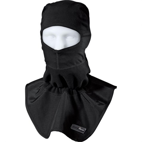 Thermoboy I Storm Hood With Membrane 1.0 Black