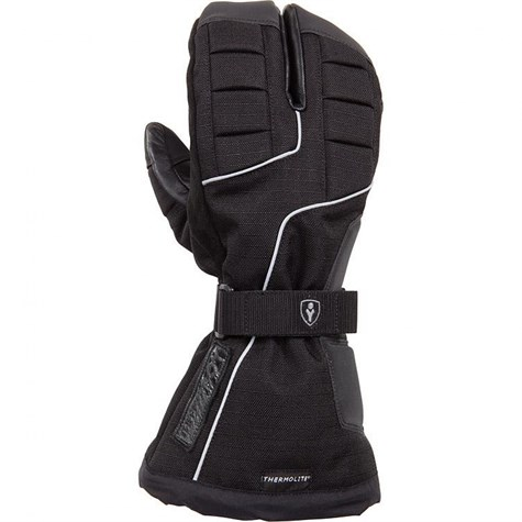 Thermoboy | Winter Touring Leather/Textile Glove 3.0