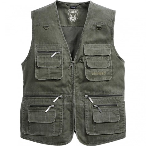 Spirit Motors | Urban Vest 1.0 Green