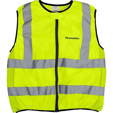 Road | Warning Vest 2.0 Yellow