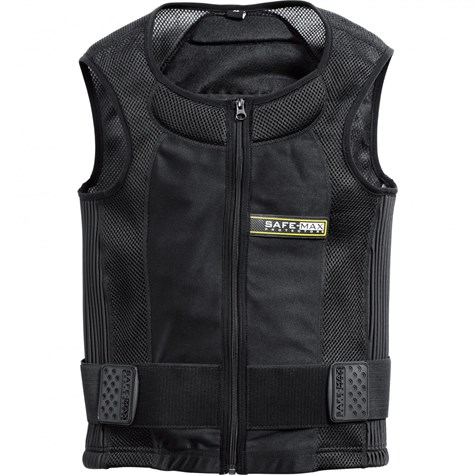 Safe Max | Back Protector Vest 1.0 Black