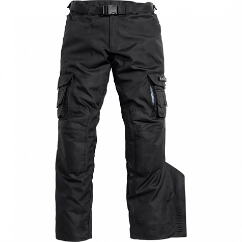 Hellfire | Textile Trousers 1.0 Black