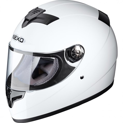Nexo I Full-Face Helmet City Ladies White
