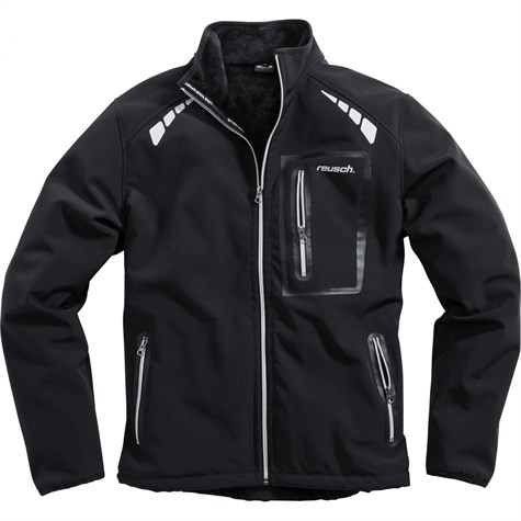 Reusch | Soft Shell Jacket 1.0 Black