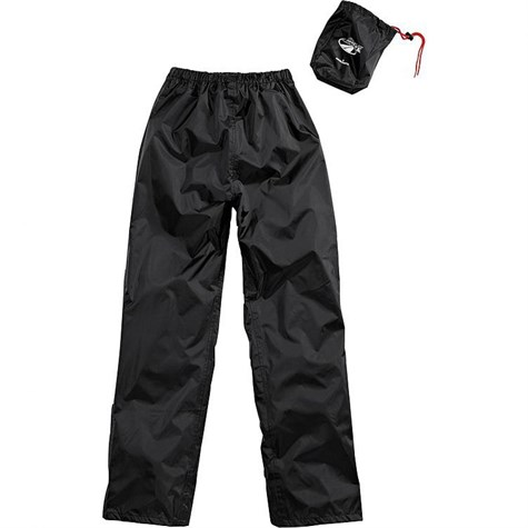 Road | Textile Rain Trousers 1.0 Black