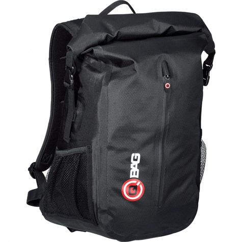 Qbag | BackPack 08 Waterproof up to 30 Liters Black