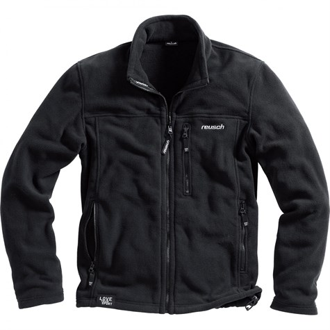 Reusch | Fleece Jacket 1.0 Black