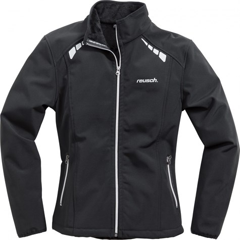 Reusch | Ladies Soft Shell Jacket 1.0 Black