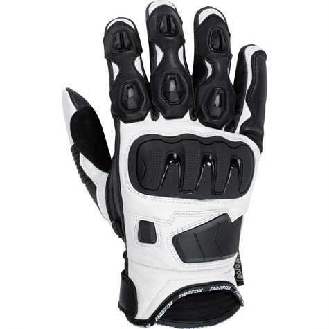 Firefox | Sport Leather Glove 1.0 White