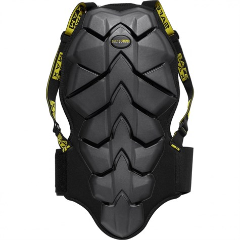 Safe Max | Buckle-Up Back Protector 1.0 Black