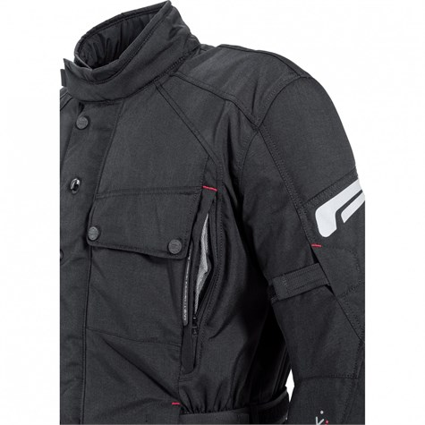 Mohawk I Touring Textile Jacket Black 1.0