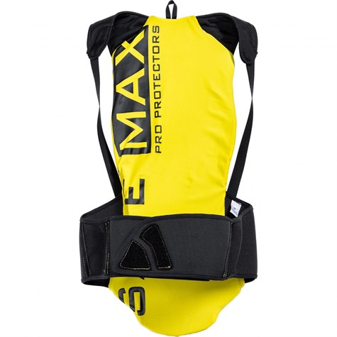 Safe Max | Buckle-Up Back Protector 2.0 Black