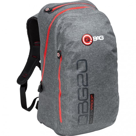 Qbag | BackPack 12 Waterproof Grey 20 Lt