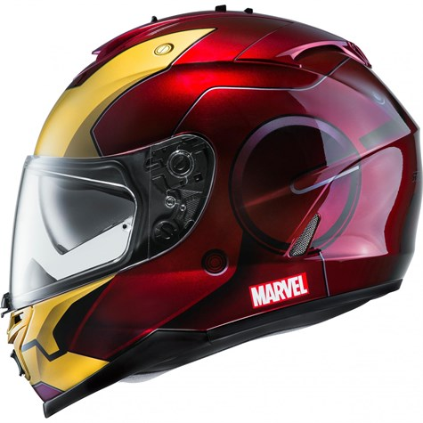 HJC | IS-17 Iron Man MC-1