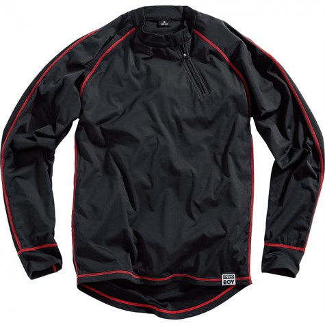 Thermoboy | Stormproof Functional Shirt Black
