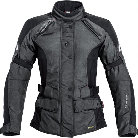 Mohawk | Ladies Touring Textile Jacket 1.0 Grey