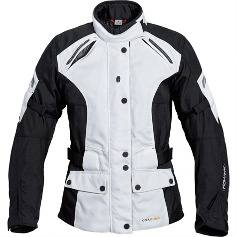 Mohawk I Ladies Touring Textile Jacket 1.0 White