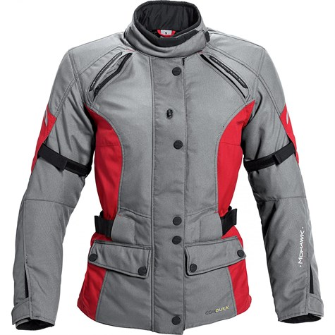 Mohawk I Ladies Touring Jacket 1.0 Red