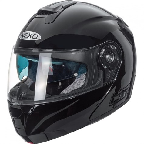 Nexo | Flip-Up Helmet Comfort Black