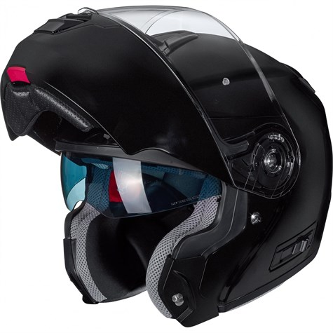 Nexo | Flip-up Helmet Comfort Matt Black