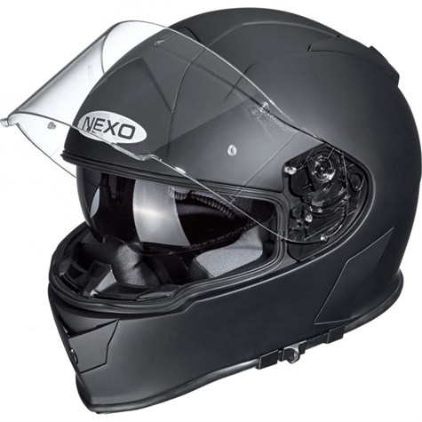 Nexo | Full-Face Helmet Sport Matt Black