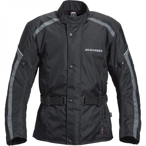 Road | Touring Textile Jacket 1.0 Grey