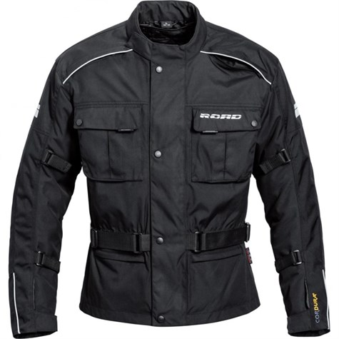 Road | Touring Textile Jacket 2.0 Black