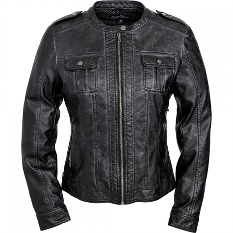 Spirit Motor | Pretty Lady Jacket Black