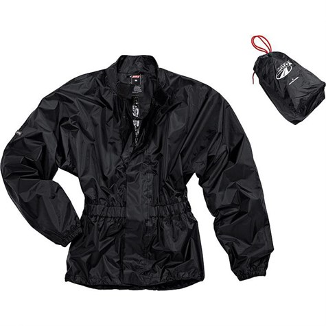 Road | Textile Rain Jacket 1.0 Black