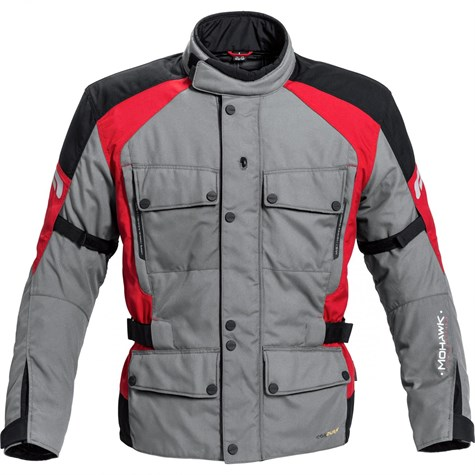Mohawk I Touring Textile Jacket 1.0 Red