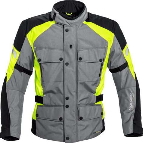 Mohawk I Touring Textile Jacket 1.0 Yellow