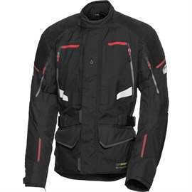 FLM | Touren Leather / Textile Jacket 4.0 Black