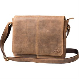 Spirit Motors | Vintage Leather Shoulder Bag 6Lt.